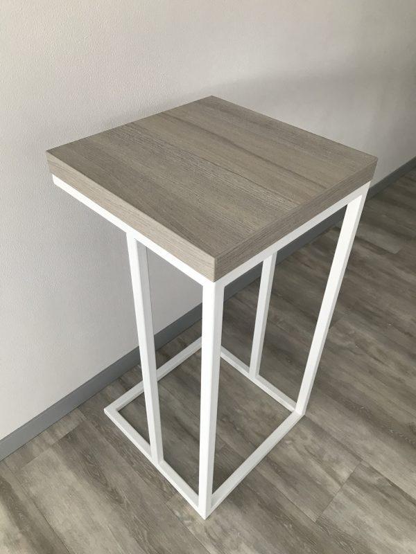 Odkládací stolek TOLEDO - Silver