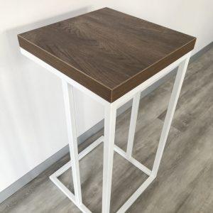 Odkládací stolek TOLEDO - koňak